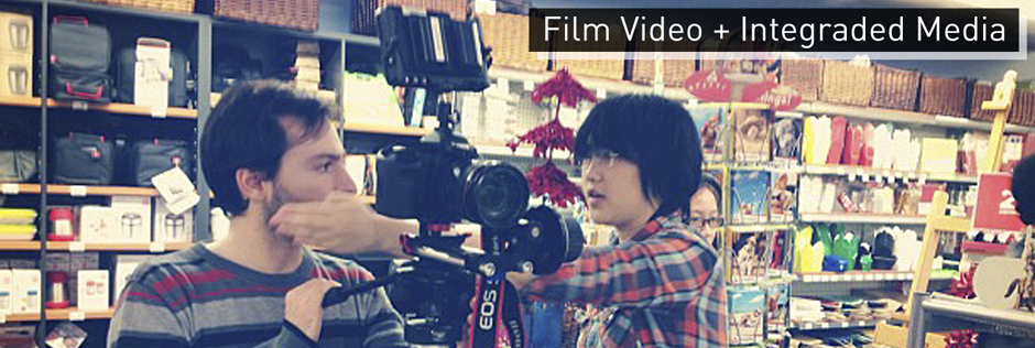 Film, Video + Integrated Media (FVIM)
