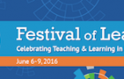 Festival of Learning 2016, June 6 – 9, Vancouver: Registration is Open!