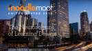 The Neuroscience of Learning Design – Moodle Moot US 2016