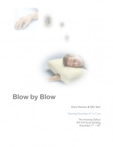 Blow by Blow - poster