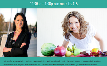 Powered by Plants, March 13, 2019. Workshop on vegan cooking and nutrition